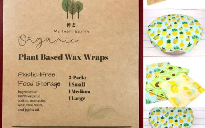 Eco-friendly Food Wrap